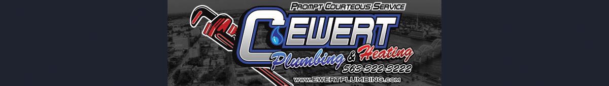 C. EWERT PLUMBING
