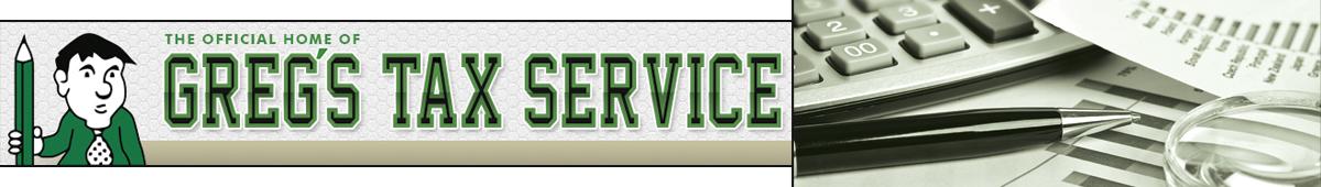 GREG'S TAX SERVICE
