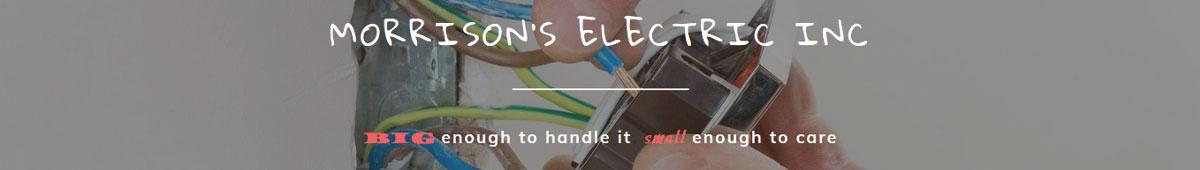 MORRISON ELECTRIC INC