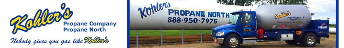 KOHLER'S PROPANE COMPANY