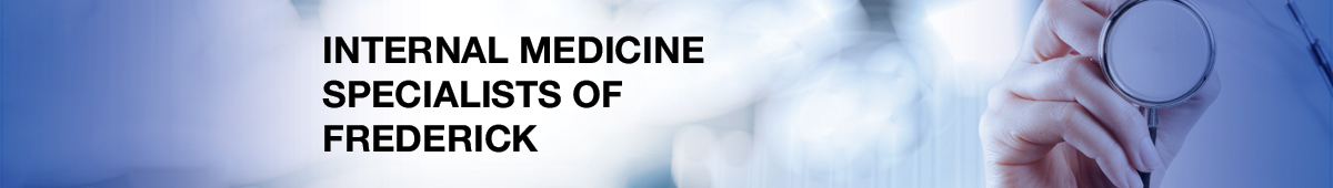 INTERNAL MEDICINE SPECIALISTS OF FREDERICK