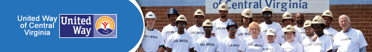 UNITED WAY-CENTRAL VIRGINIA