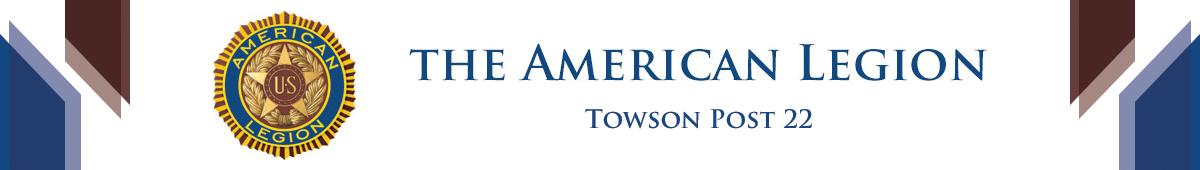 AMERICAN LEGION - TOWSON POST 22