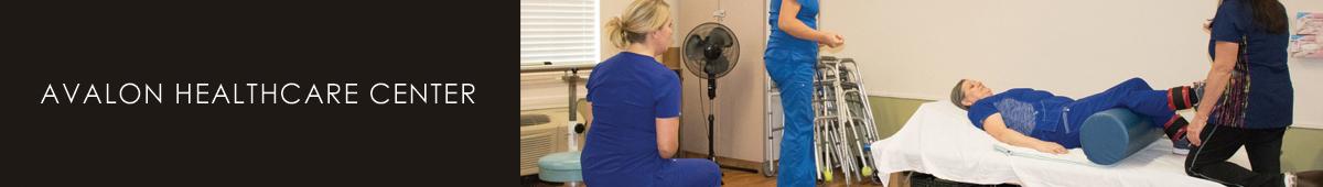 AVALON HEALTH CARE REHABILITATION