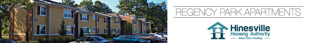 REGENCY PARK APARTMENTS - HINESVILLE HOUSING AUTH.