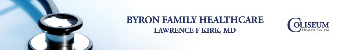 BYRON FAMILY HEALTH CARE