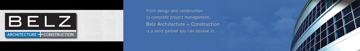 BELZ ARCHITECTURE + CONSTRUCTION