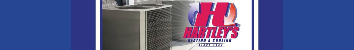 HARTLEY'S HEATING & COOLING LLC