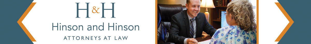 HINSON AND HINSON ATTORNEYS AT LAW