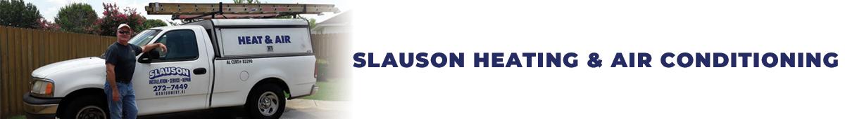 SLAUSON HEATING & AIR CONDITIONING