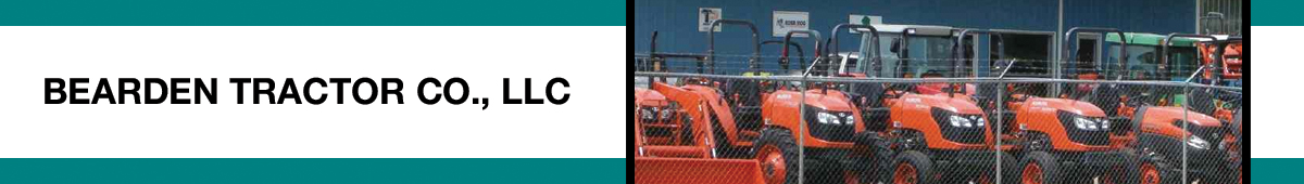 BEARDEN TRACTOR COMPANY LLC