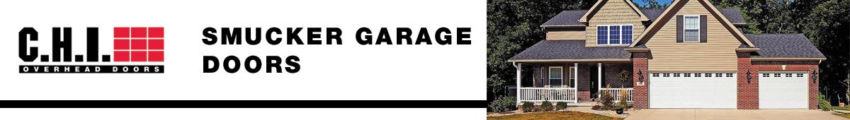 SMUCKER GARAGE DOORS