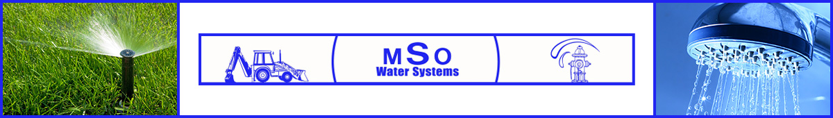 MSO WATER SYSTEMS