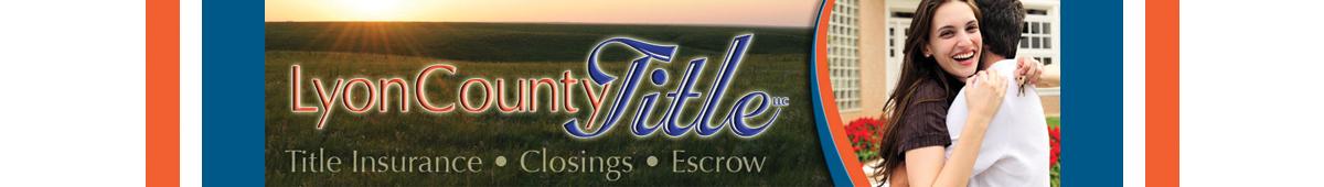 LYON COUNTY TITLE, LLC