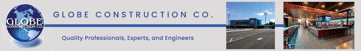 GLOBE CONSTRUCTION CO.