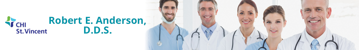 ORAL SURGERY - DR. ROBERT E. ANDERSON, DDS