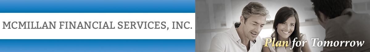 MCMILLAN FINANCIAL SERVICES, INC