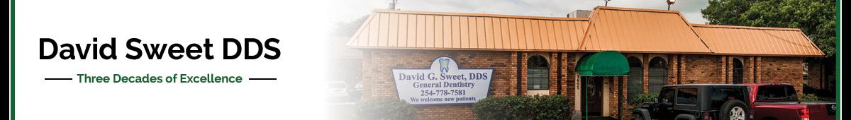 DAVID SWEET DDS
