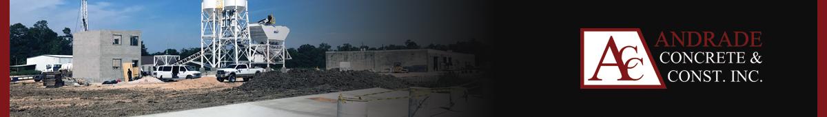 ANDRADE CONCRETE & CONSTRUCTION