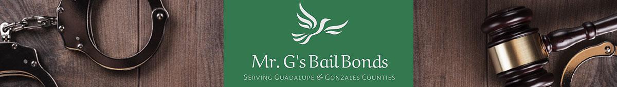 MR. G'S BAIL BONDS