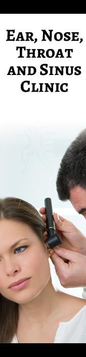 EAR, NOSE, THROAT & SINUS CLINIC