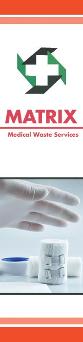 MATRIX MEDICAL WASTE SERVICE