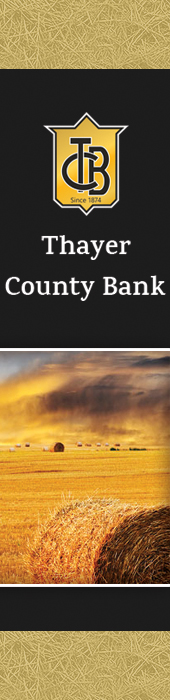 THAYER COUNTY BANK