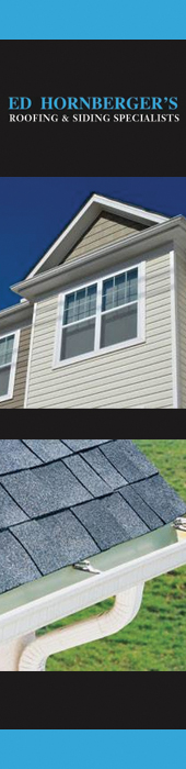ED HORNBERGERS ROOFING & SIDING SPECIALISTS