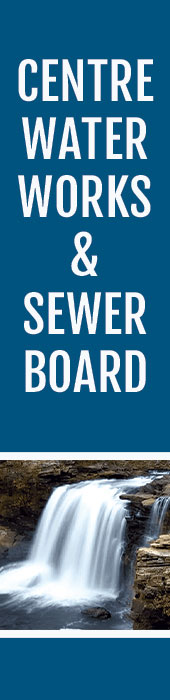 TOWN OF CENTRE WATER WORKS AND SEWER BOARD