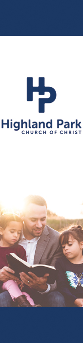 HIGHLAND PARK CHURCH OF CHRIST