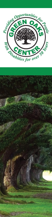 GREEN OAKS CENTER FOR DISABILITIES