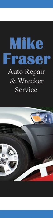 MIKE FRASER AUTO REPAIR & WRECKER SERVICE