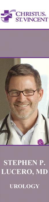 STEPHEN P. LUCERO, MD